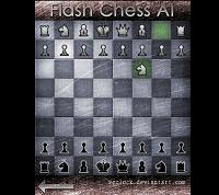 игра Флеш шахматы (Flash Chess AI)