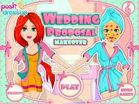 игра Макияж для невесты