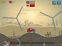игра Машины - монстры 2 Сумасшедшие мечты