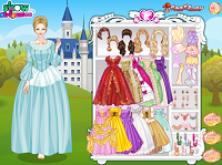 игра Наряд для принцессы Изабеллы