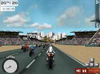 игра Superbikes Track Stars (Супербайк)