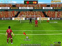 игра Penalty World Cup Brazil (Пенальти)