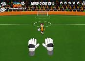игра Save The Goal
