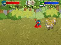 игра Ниндзя против мафии 2