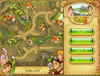 игра Приключения на острове