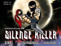 игра Бесшумный убийца