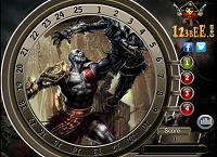 игра Бог войны 4 - Найти номера