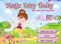 игра Волшебная фея