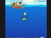 игра Забавная рыбалка
