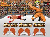 игра Наруто бокс