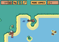 игра Рыбка в воде
