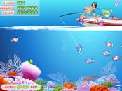 игра Сексуальная рыбалка