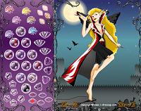 игра Фея - костюм дьявола