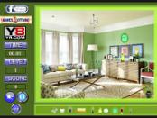 игра Green Room-Hidden Object