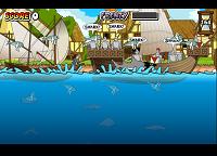 игра Medieval Shark