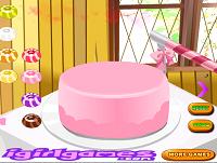 игра Вкусный торт