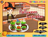 игра Кексы на Хелоуин