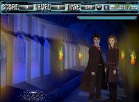 игра Поцелуй Гарри Потера