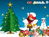 игра Рождественское дерево
