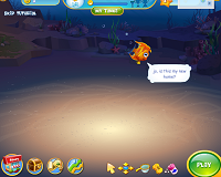 игра Рыбный домик 3