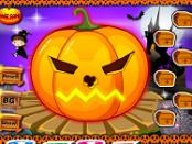 игра Тайна Хэллоуина - тыква-фонарь