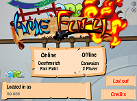 игра Ame Fury
