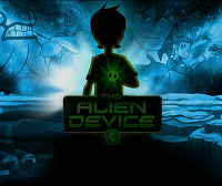 игра Ben 10 The Alien Device