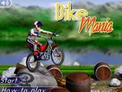 игра Bike Mania