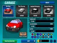игра Drift Runners 3d (Дрифт)