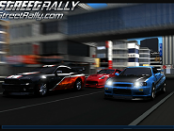 игра StreetRally Tokyo Edition