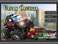 игра Urban Crusher