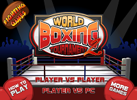 игра World Boxing Tournament (Бокс)