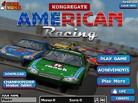 игра Американсике гонки