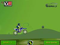 игра Бен и мотоцикл