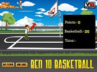 игра Бен 10 - Баскетбол