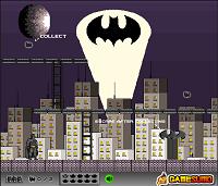 игра Бэтмен - ночь Побег