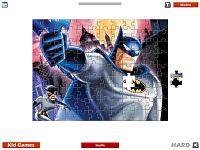 игра Бэтмен - пазл