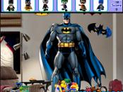 игра Бэтмен спальни - Найти предметы