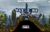игра Война зомби аватар