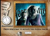 игра игра Волшебная головоломка - Гарри Поттер