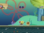 игра Губка Боб и Патрик разрушители пузырьков