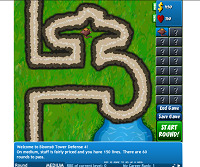 игра Оборона Башни 4