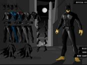 игра Одевалки. Костюм для Бэтмана