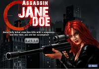 игра Убийца Джейн Доу