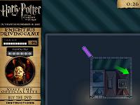 игра Управлять шины Гарри Поттер