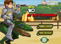игра Ben 10 at the Colosseum