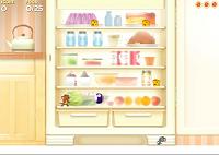 игра Tom и Джерри - Война у Холодильника