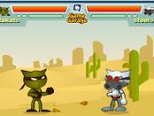 игра Кошачьи Войны 2