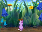 игра Лунтик - Собери пыльцу