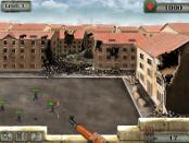 игра Мировая война - боевой уровень